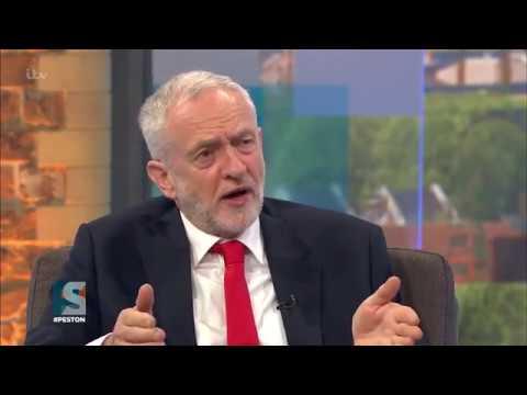 Jeremy Corbyn - Full Interview on Peston on Sunday. June 18th 2017