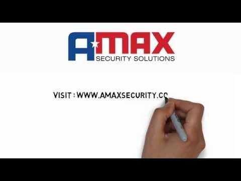 A-MAX Security Solutions.  A full service Portland locksmith company