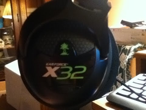 How To Connect Your Turtle Beach X32's To Your Computer