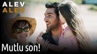 Alev Alev 28. Bölüm (Final) - Mutlu Son!