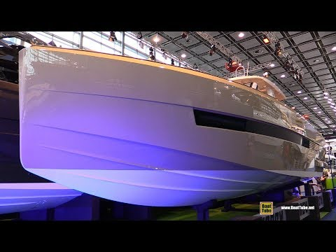2018 Fjord 42 Open Yacht - Walkaround - 2018 Boot Dusseldorf Boat Show