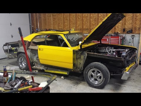 1973 Plymouth Duster Restoration Project