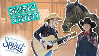 Our Spirit Riding Free Music Video + How to Make Your Own! | THAT'S THE SPIRIT