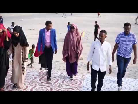 Somali Sağlık Bilimleri Üniversitesi öğrencilerinin Mogadişhu'yu tanıtması- Soo bandhigida mogadishu