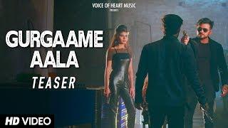 Gurgaame Aala (Teaser) | Cracker, Avinay, Suspense | Ghanu Musics | Upcoming Haryanvi Song 2017
