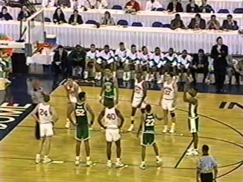 Indiana vs Wright State - 3/19/1993 (NCAA Round of 64) - PART 2