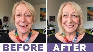 Makeup for Older Women: My Fabulous Manhattan Makeup Tutorial
