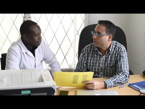 CLINICAL PHARMACY PRACTICE AT THE MOI TEACHING AND REFERRAL HOSPITAL