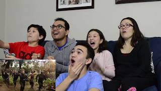 || AVENGERS INFINITY WAR  || TRAILER REACTION || MAJELIV PRODUCTIONS 2017