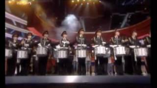 Eurovision 2009 Red Army Alexandrov Ensemble + t.A.T.u.