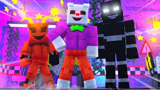 Discovering NEW Animatronics ?! | Minecraft FNAF Roleplay