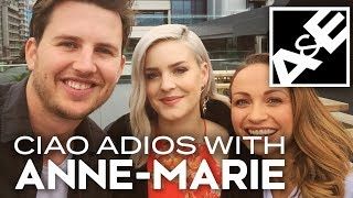 Anne-Marie's Tour Rider Essentials!