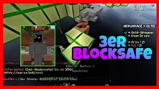 BEAST ELO BEDWARS CLIPS!!😍 | 3ER BLOCKSAFE 😱