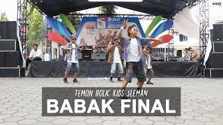Gambar cover TEMON HOLIC KIDS SLEMAN MASUK FINAL KOMPETISI JIZ FM