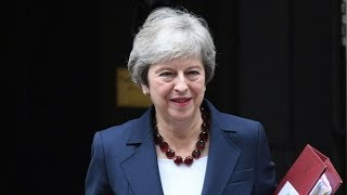 Theresa May addresses business leaders at the CBI conference on her Brexit plan | ITV News