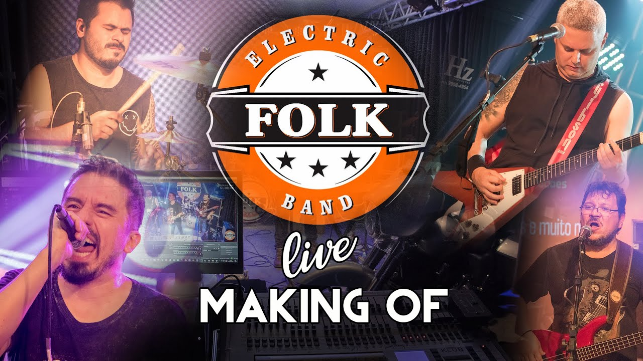 Making Of: Live Eletric FOLK