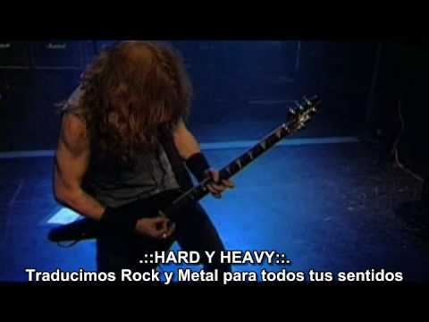 Megadeth - She Wolf (Español)