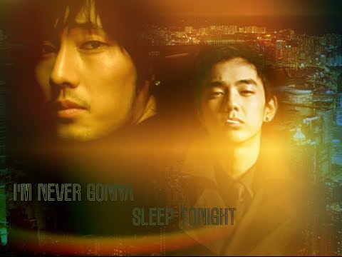 [Mini-movie MV] So Ji Sub and Yoo Seung Ho  ~I'm Never Gonna Sleep Tonight~