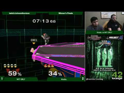 Construct 55 - WIT|ORLY vs Knubs - Melee WF