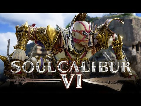 SOULCALIBUR 6: Development Finished & Gamescom Reveal Teased AGAIN! (SOULCALIBUR: VI)