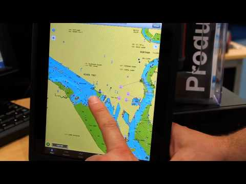 Digital Yacht - From Southampton Boat Show 2010 - Exclusive Look at iAIS Wireless Receiver