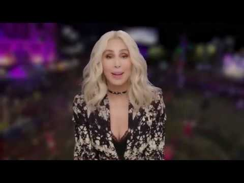 Cher's special message for Mardi Gras!