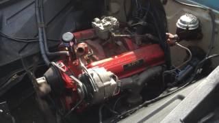 1966 Chevy C10 283 Swap