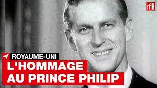 Royaume-Uni : l'hommage au prince Philip