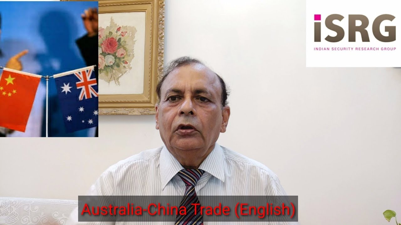 Australia-China Trade War - Chinese Neck In Australian Hands(English)