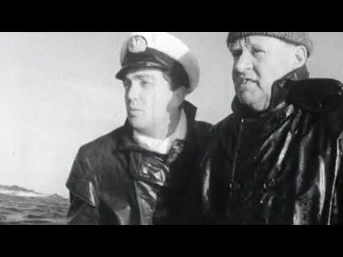 The Northern Lights - BBC Alba archive film footage 1969