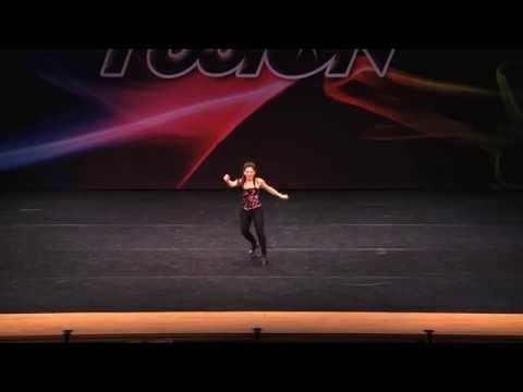"""Kassidy Oswald - """"Try A Little Tenderness"""" - Senior*Solo*Tap - Coastal Performing Arts Academy"""