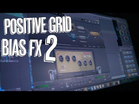 Positive Grid Bias FX 2 - Demo