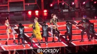 2012.12.29 Gayo Daejun 2NE1- I LOVE YOU