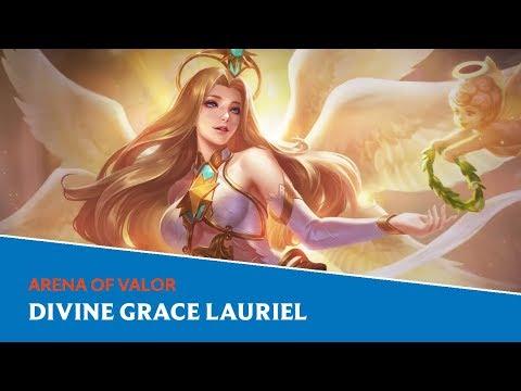 Design Concept: Divine Grace Lauriel