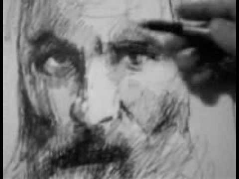 DRAWING AUGUSTE RODIN