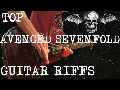 Top Avenged Sevenfold Guitar Riffs