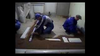 Копия видео Сухая стяжка кнауф в Самаре(Пилотное видео про монтаж пола :) ООО
