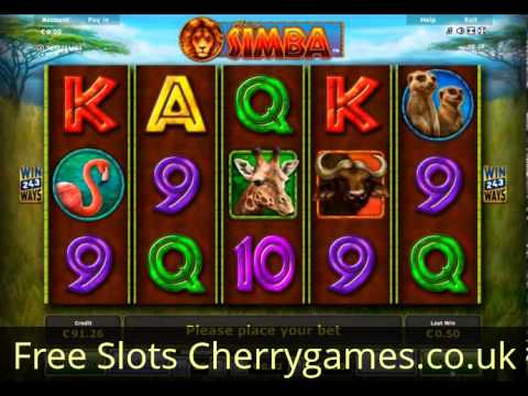 video slot free online simba spiele