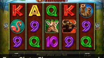 Simba Slot Machine - Free online Novomatic Casino Slots and Games