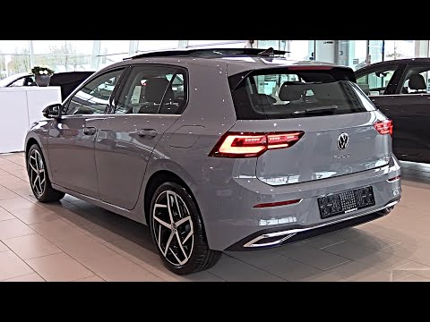 2020 VW Golf 1.5 ETSI Style (150Hp) - 1st Edition NEW FULL REVIEW Interior Exterior Infotainment