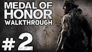 Прохождение Medal of Honor 2010 - Часть #2 - Введение: ВЗЯТИЕ БАГРАМА [Отряд «Нептун»]