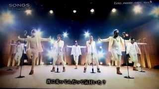 YouTube Captureから 三代目 J Soul Brothersの「Eeny,meeny,miny,moe」...