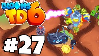 Unlimited Money & Lives?! BTD 6 HACK & CHEATS! - Bloons Tower