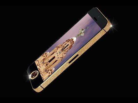 Chiếc Điện thoại đắt nhất thế giới hiện nay