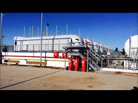Galileo Cryobox LNG Mini Plant