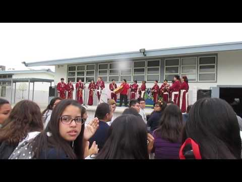 Hueneme High School Mariachis October 27, 2016