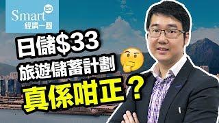 諗Sir:每日供$33 年年有13k俾你旅行咁正?【諗sir投資教室】