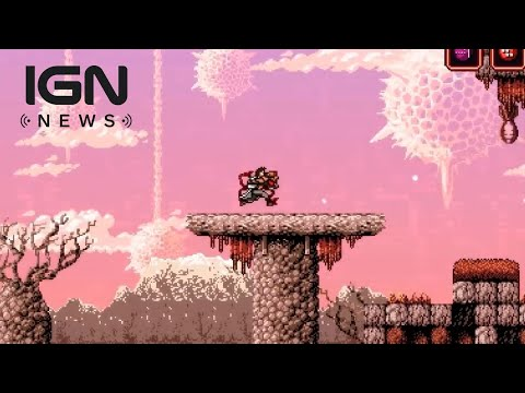 Download Youtube: Axiom Verge Publisher Donating 75 Percent of Its Share to Developer's Son's Healthcare - IGN News