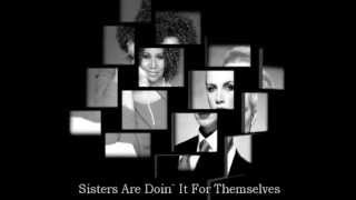 Eurythmics & Aretha Franklin - Sisters Are Doin`It For Themselves