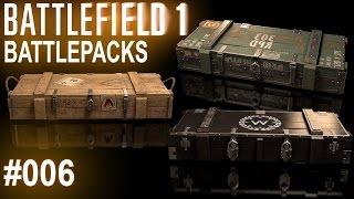 BATTLEFIELD 1: Battlepack Opening #006 (German/Deutsch)